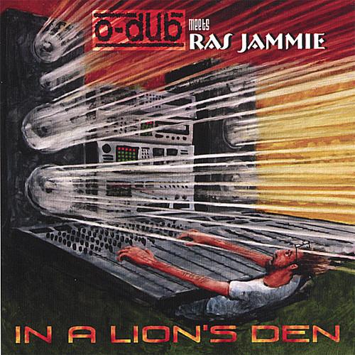 O-Dub Meets Ras Jammie in a Lion's Den