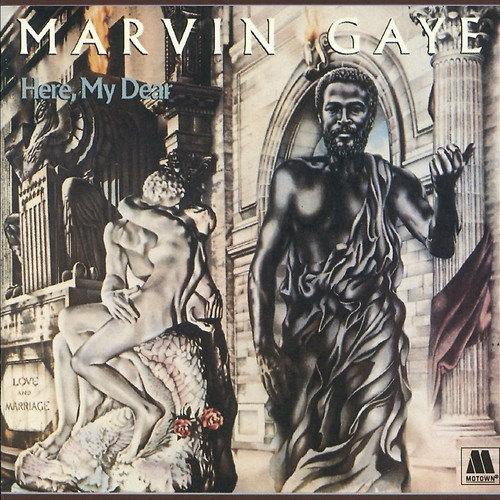 Marvin Gaye - Here My Dear [180 Gram]