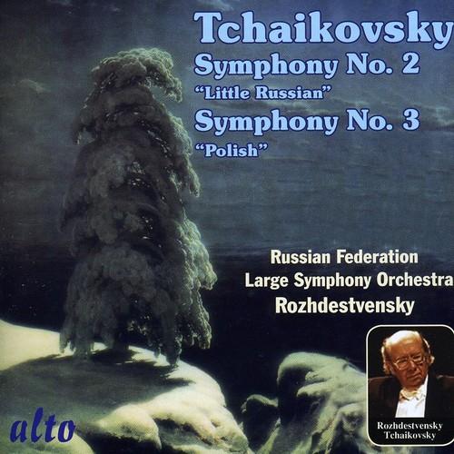 Symphonies Nos. 2