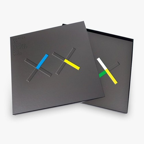 John Digweed - Bedrock Xx [Limited Edition] (Box) [Deluxe] (Hol)