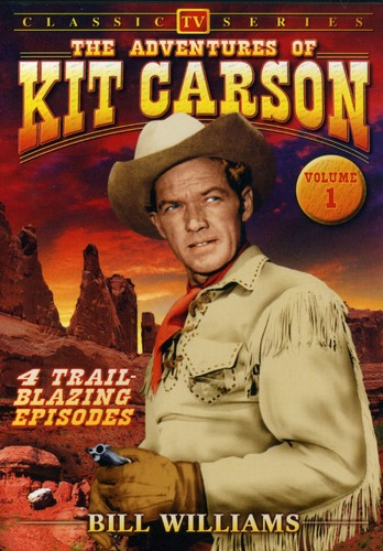The Adventures of Kit Carson: Volumes 1-11