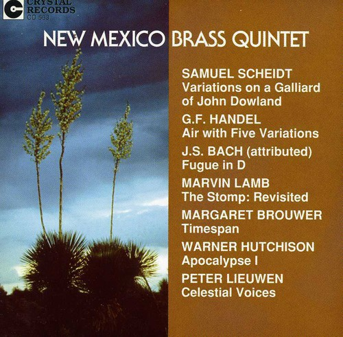 New Mexico Brass Quintet /  Various