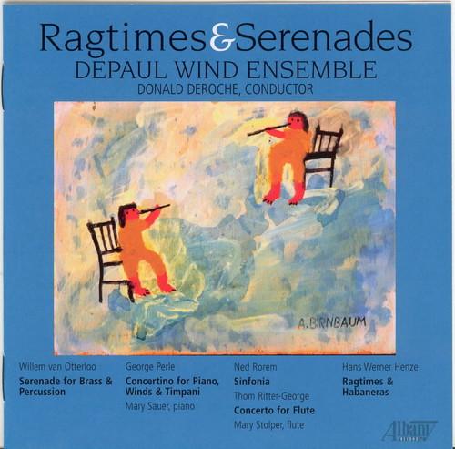 Ragtimes & Serenades