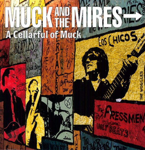 A Cellarful Of Muck