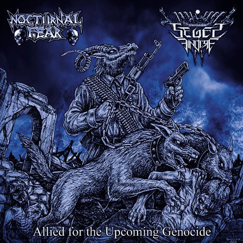 Nocturnal Fear - Allied for the Upcoming Genocide