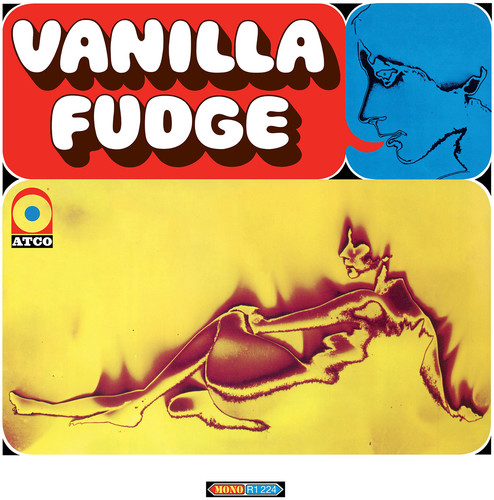 Vanilla Fudge - Vanilla Fudge [White LP, Summer Of Love Exclusive]