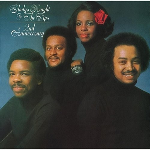 Gladys Knight & The Pips - 2nd Anniversary