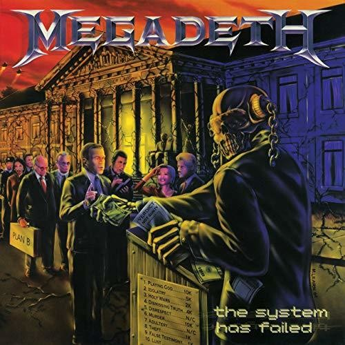 Megadeth-System Has Failed (2019 Remaster)
