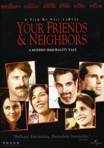 Your Friends and Neighbors