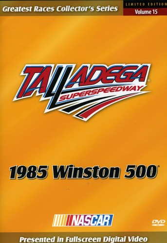 Nascar: 1985 Talladega 500