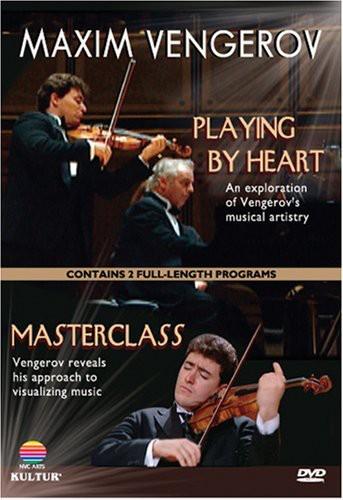Maxim Vengerov: Playing by Heart & Masterclass