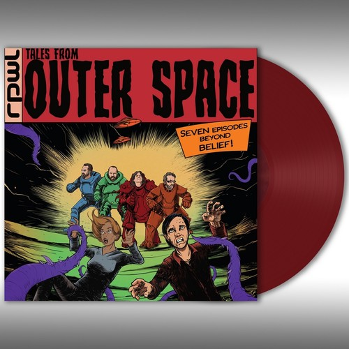 Tales From Outer Space (Red Vinyl)