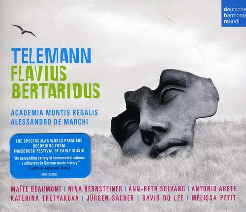 Telemann: Flavius Bertaridus