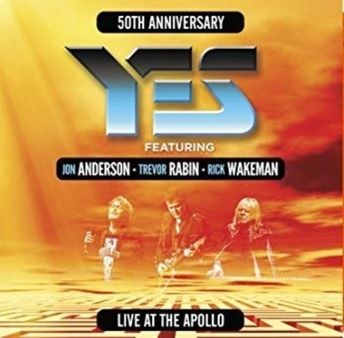 Yes - Live At The Apollo [3LP]