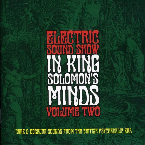 Electric Sound Show 2: In King Solomon's Minds [Import]