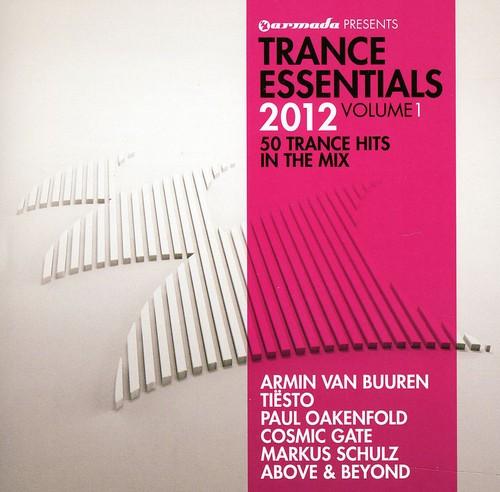 Armada Presents Trance Essentials 2012 Vol 1 /  Various [Import]