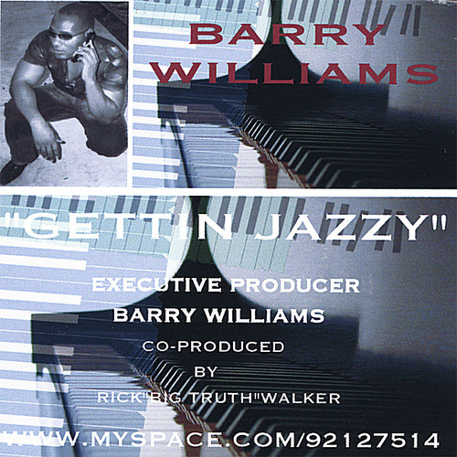 Barry Williams Gettin Jazzy