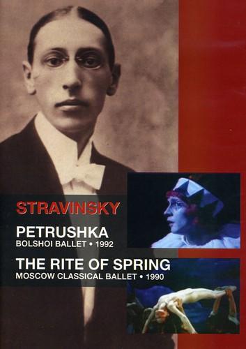 Petrushka /  Rite of Spring