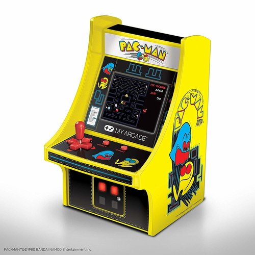 - My Arcade Pac-Man Micro Player