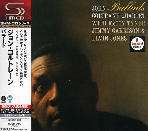 John Coltrane - Ballads (Jpn) [Remastered] (Shm)