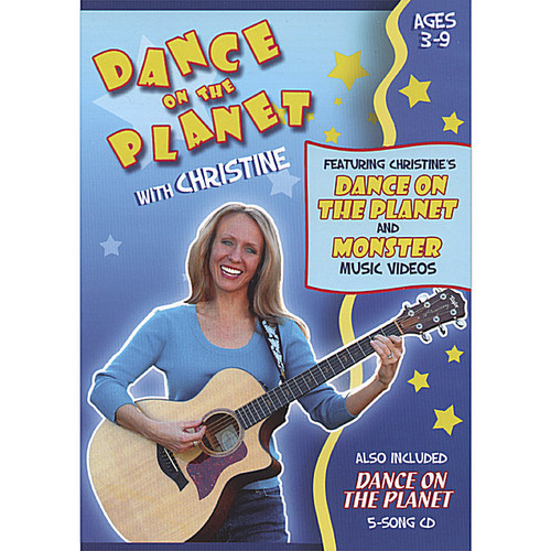 Dance on the Planet With Christine
