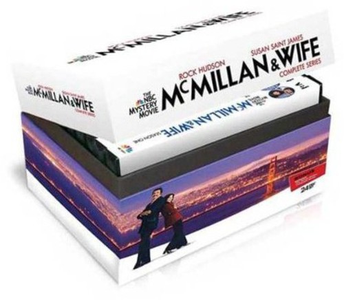 McMillan and Wife: Complete Series