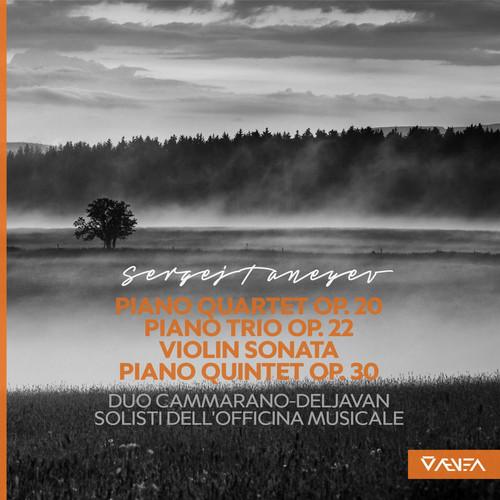 Piano Quartet Op. 20 /  Piano Trio Op. 22 /  Violin
