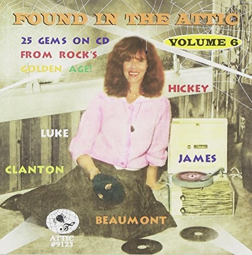 Found In The Attic V6 (Various Artists)