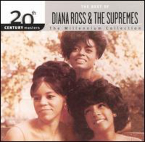 Diana Ross & The Supremes - Millennium Collection-20th Century Masters