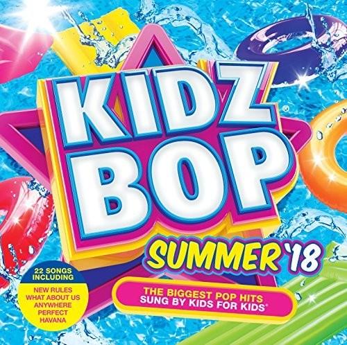 Kidz Bop - Kidz Bop Summer 18 [Import]