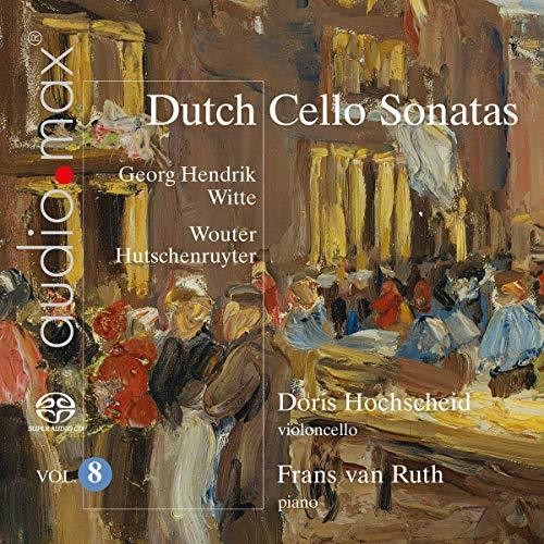 Dutch Cello Sonatas 8