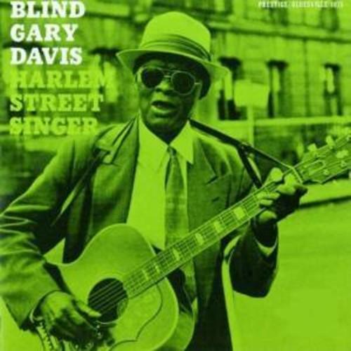 Gary Davis - Harlem Street Singer