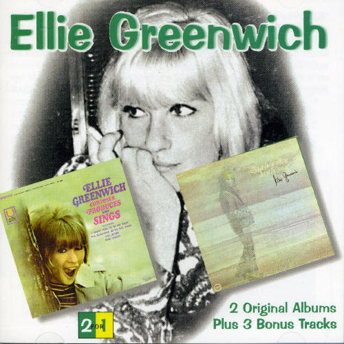 Ellie Greenwich - Composes, Produces & Sings/Let It Be Written, Let It Be Sung