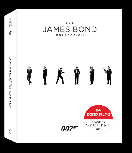 The James Bond Collection