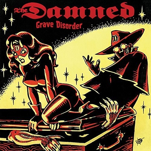 The Damned - Grave Disorder [LP]