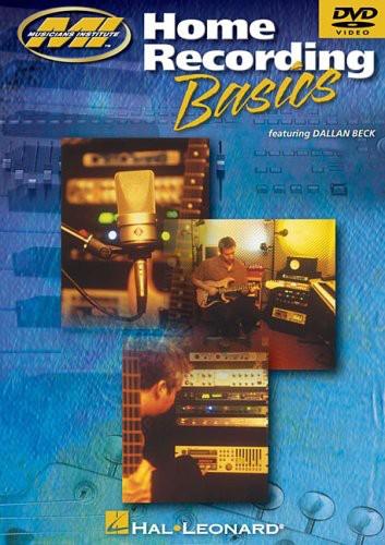 Home Recording Basics