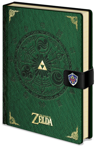 Legend of Zelda Premium Notebook - Legend of Zelda Premium Notebook