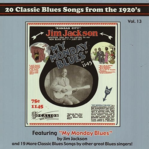 My Monday Blues /  Various