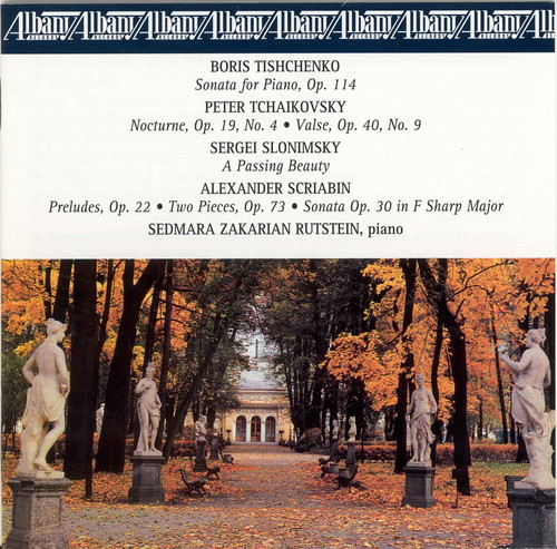 Piano Sonata 9 Op 114 /  Nocturne /  Waltz