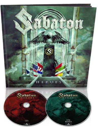 Sabaton - Heroes [Import Deluxe]