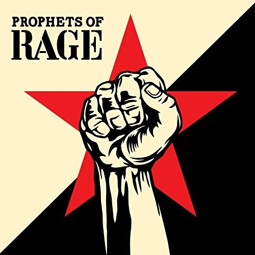 Prophets Of Rage - Prophets Of Rage [Red LP]