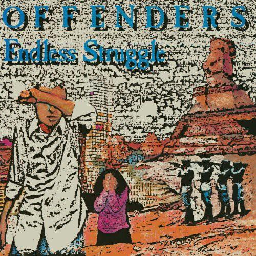 Endless Struggle/ We Must Rebel/ I Hate Myself/ Bad Times