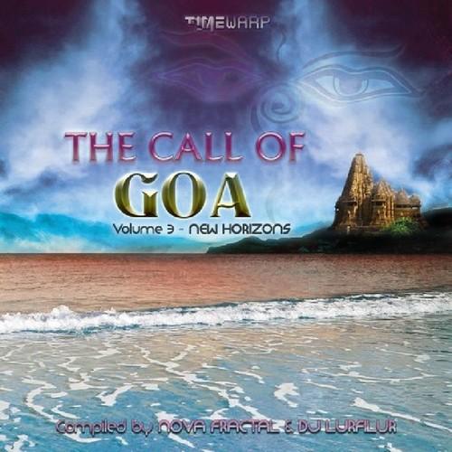 Nova Fractal - Call Of Goa 3: Compiled By Nova Fractal & Dr Spook / Various