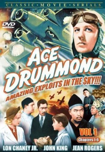 Ace Drummond: Volume 1