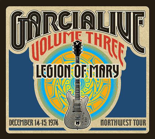 GarciaLive Vol.3 - Legion Of Mary - December 14-15, 1974 NorthWest Tour