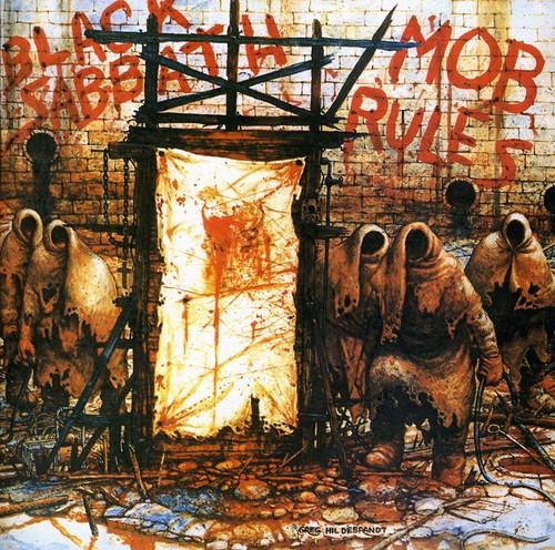 Black Sabbath - Mob Rules [Import]