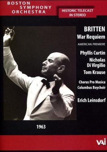 Boston Symphony Orchestra: Historic Telecasts: Britten: War Requiem