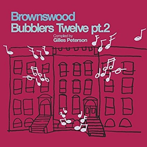Brownswood Bubblers 12 Pt. 2 /  Various