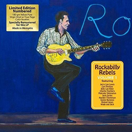 Rockabilly Rebels 1 /  Various