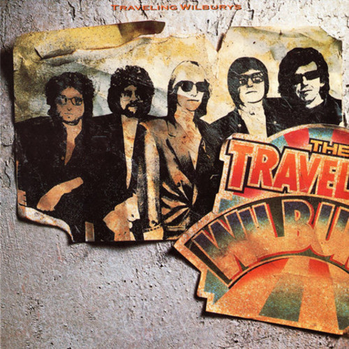 The Traveling Wilburys - The Traveling Wilburys, Vol. 1 [LP]